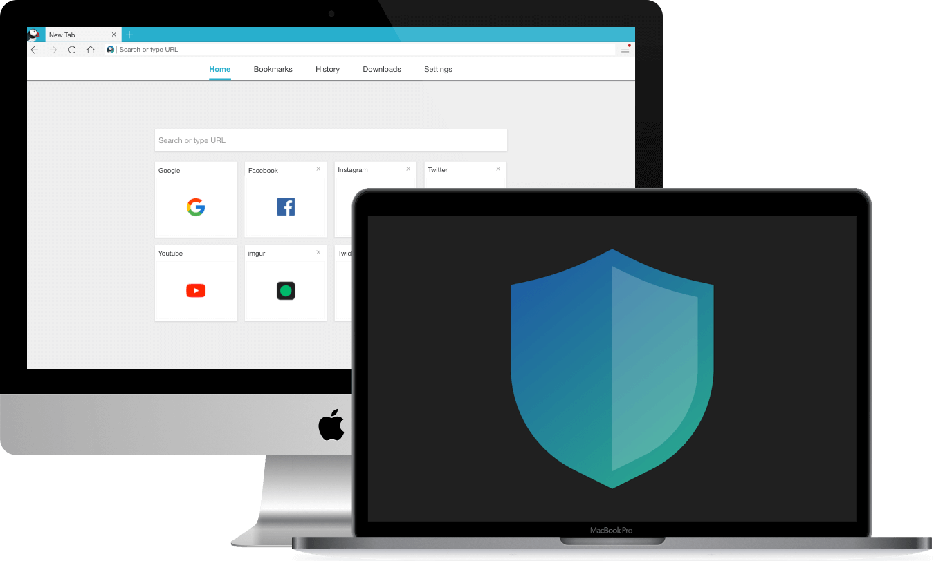 Puffin Secure Browser - Stay protected from web threats with