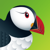 Puffin Browser on Android - Spend less, enjoy more