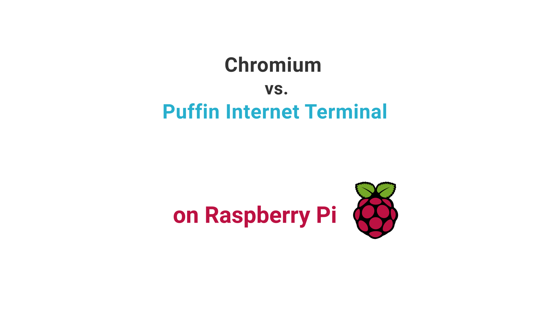 Puffin Internet Terminal - Turning a tiny Raspberry Pi into